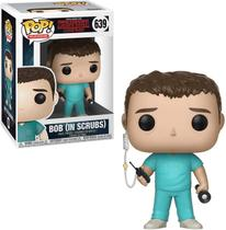 Funko Pop Bob in Scrubs 639 - Stranger Things -