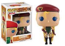 Funko Pop Cammy 139 Street Fighter -