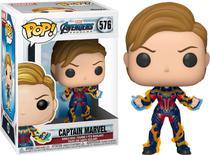 Funko POP Capitã Marvel - Vingadores: Ultimato 576 -