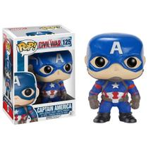 Funko pop - capitão america 125 -