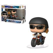 Funko Pop: Captain Marvel - Carol Danvers On Motorcycle 57 -