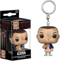 Funko Pop! Chaveiro Keychain Stranger Things - Eleven With E -