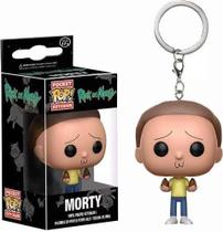 Funko Pop! Chaveiro - Rick E Morty - Morty -