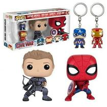 Funko pop civil war 4 pack 4