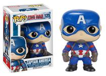 Funko pop civil war  captain america 125