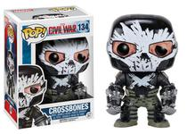 Funko Pop -Crossbones - Capitão América Civil War  134 -