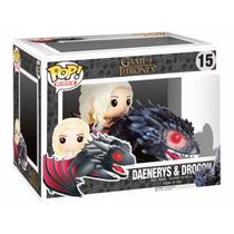 Funko Pop!  Daenerys  Drogon 15 -