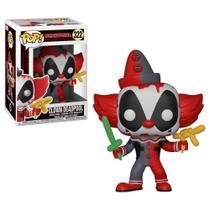 Funko Pop Deadpool Parody - Clown Deadpool - Marvel 322 -