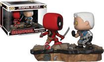 Funko Pop Deadpool vs Cable - Comic Moments - Marvel 318 -