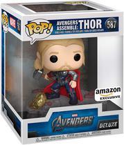 Funko POP! Deluxe Marvel Avengers Assemble Series - Thor -