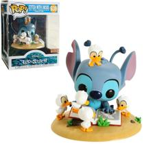 Funko Pop Disney Lilo Stitch 639 Stitch with Ducks Special Edition -