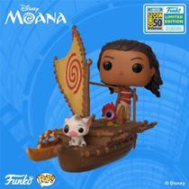 Funko POP Disney Moana - Moana & Pua on Boat -