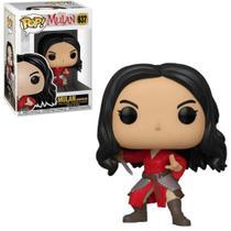 Funko Pop Disney Mulan 637 Mulan Warrior -