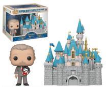 Funko POP Disney -  Sleeping Beauty Castle and Walt Disney -