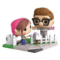 Funko Pop Disney Up 979 Carl & Ellie NYCC 2020 -