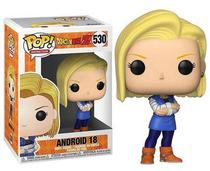 Funko pop dragon ball z android 18 530