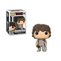 Funko Pop - Dustin Caça-Fantasma - Série Stranger Things -
