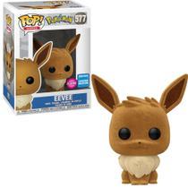 Funko pop eevee 577 flocked limited edition pokemon -