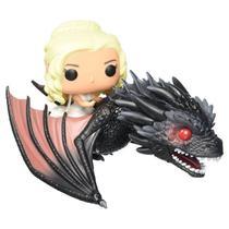Funko Pop Game of Thrones - Daenerys on Dragon - 15 -
