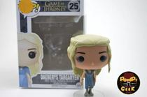 Funko Pop Game Of Thrones - Daenerys Targaryen 25 -