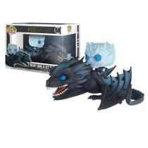 Funko Pop! Game of Thrones - Night King  Icy Viserion 58 -