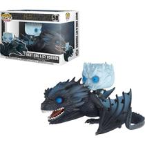 Funko Pop Game Of Thrones - Night King  Icy Viserion