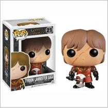 Funko Pop Game Of Thrones Tyrion Lannister in battle armor 21 -