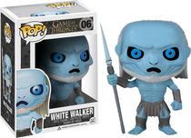 Funko Pop Game of Thrones : White Walker 06 -