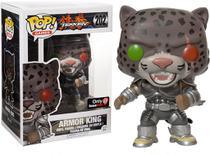 Funko Pop Games Armor King Tekken Exclusivo Gamestop 202 -