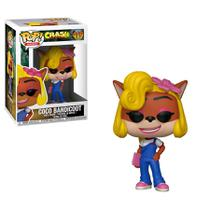 Funko Pop Games: Crash Bandicoot 2 - Coco Bandicoot419