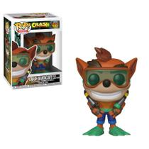 Funko Pop Games: Crash Bandicoot 2 - Crash Scuba Gear421