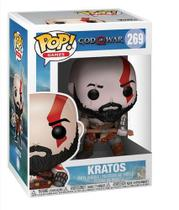 Funko pop! games - kratos - god of war - Hb Company