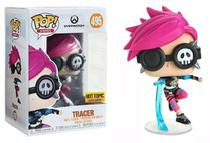 Funko Pop Games Overwatch Tracer Hot Topic  495