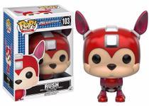 Funko Pop! Games Rush Megaman 103 Original -