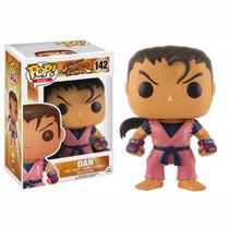 Funko Pop Games: Street Fighter - Dan 142 -