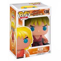 Funko Pop! Games Street Fighter Ken 138 -