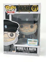 Funko Pop George Martin Exclusivo Game of Thrones -