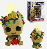 Funko Pop Groot Holiday Marvel -