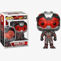 Funko Pop Hank Pym 343 - Ant-Man - Homem Formiga - Marvel -