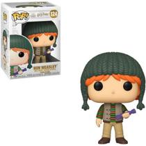 Funko Pop Harry Potter 124 Ron Weasley Holiday -