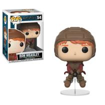 Funko Pop Harry Potter Ron on Broom
