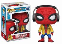 Funko Pop! Homecoming Spider-man With Headphones 265
