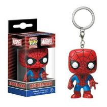Funko Pop Homem Aranha Chaveiro Spider Man Pronta Entrega -