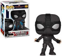 Funko Pop Homem Aranha Stealth Suit 469 - Spider-Man Far From Home -