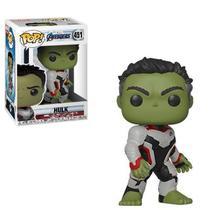 Funko Pop - Hulk - Filme Vingadores Ultimato - Marvel -