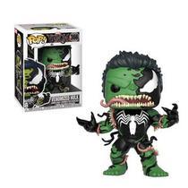Funko Pop - Hulk Venomizado - Edição Comemorativa 30 Anos - Marvel -