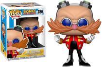 Funko Pop Jogo Game Sonic Dr .Eggman 286 -