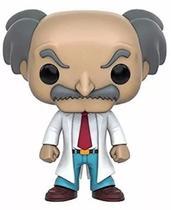 Funko Pop Jogo Megaman Dr Willy 105 -