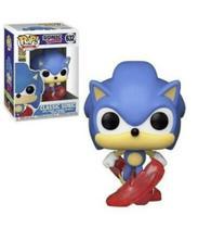 FUNKO Pop Jogos Sonic The Hedgehog 632 Classic Sonic -