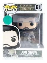 Funko Pop Jon Snow: Game Of Thrones 61 -